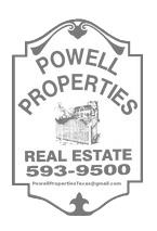 Light Image of Powell Properties Logo