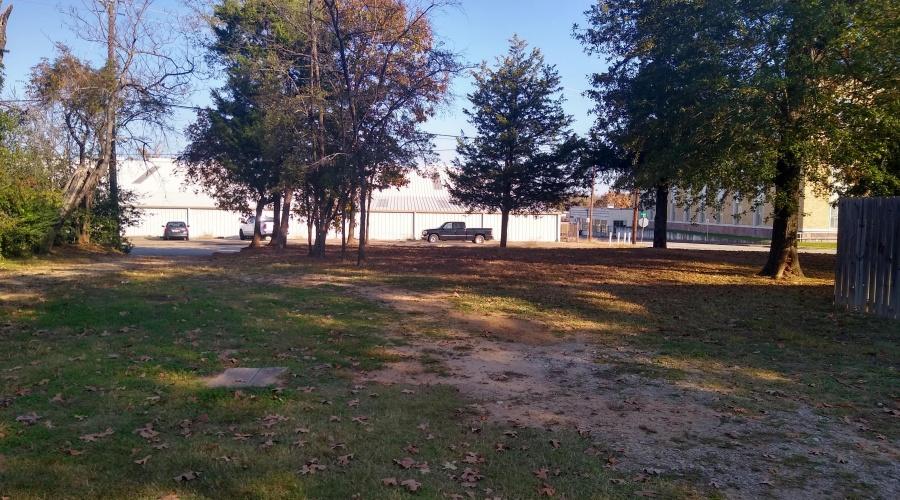 Parking Lot/Backyard